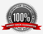 90 day, no-questions-asked refund guarantee